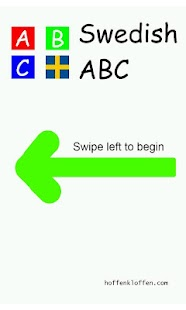 Swedish ABC BabyMoz - screenshot thumbnail