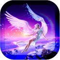 3D Angel Live Wallpaper icon