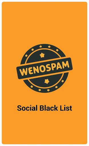 WeNoSpam