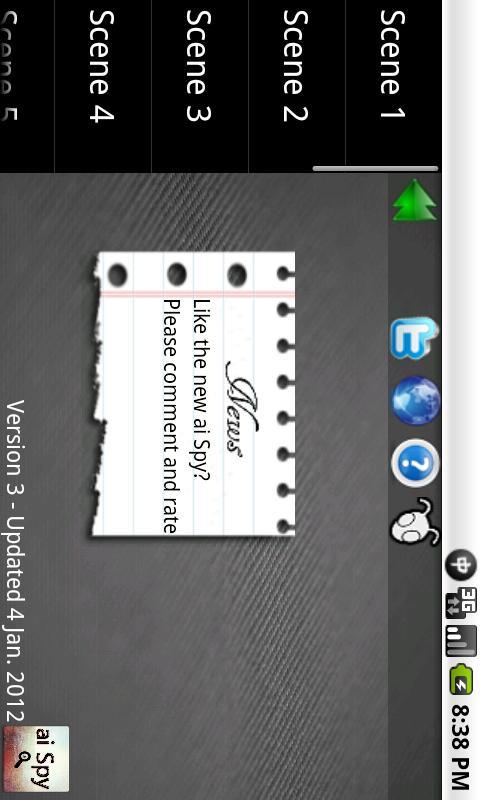 ai Spy- screenshot