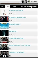 Screenshot of Diario La Prensa