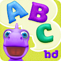 ABCs with Dally Dino HD icon
