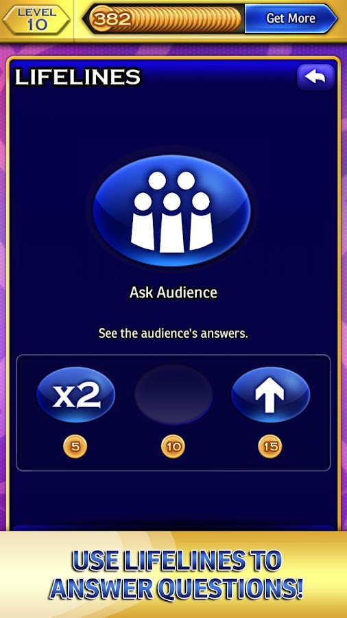 Who Wants To Be A Millionaire - screenshot