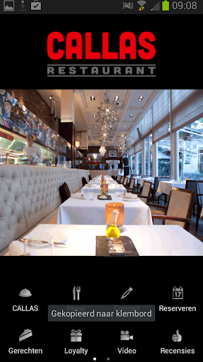 Restaurant Callas