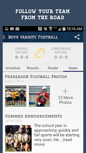 VNN Sports- screenshot thumbnail