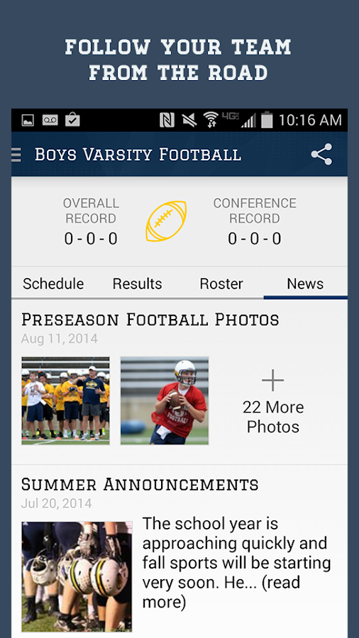 VNN Sports- screenshot
