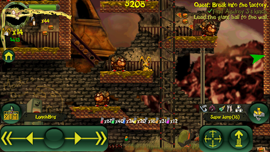 Toxic Bunny HD Screenshot 21