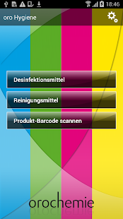 orochemie Hygiene- screenshot thumbnail