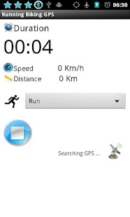 Running Biking GPS - screenshot thumbnail