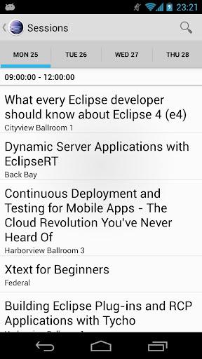 EclipseCon 2013