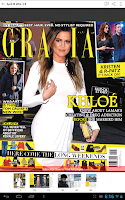 Screenshot of Grazia SA