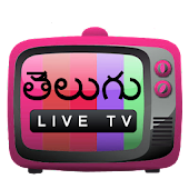 Telugu - Live TV & All in One