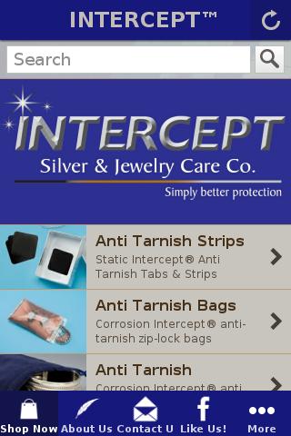 Intercept Jewelry Care