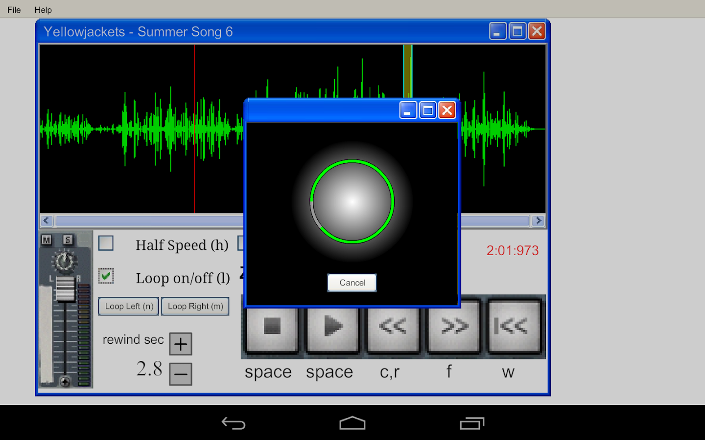 DotTrombone- screenshot