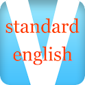 VOA Standard English Player logo