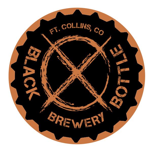 Logo of Black Bottle - Hipster