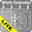 Work Calendar Lite icon