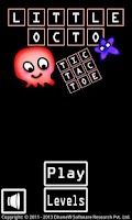 Screenshot of Little Octo Tic Tac Toe