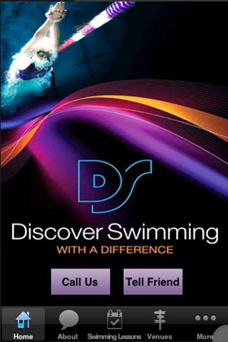 Discover Swimming- screenshot