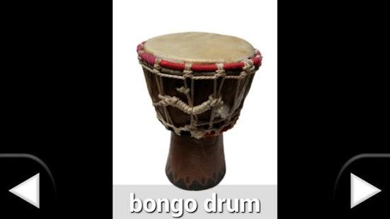 Instrumentos Musicales español - screenshot thumbnail