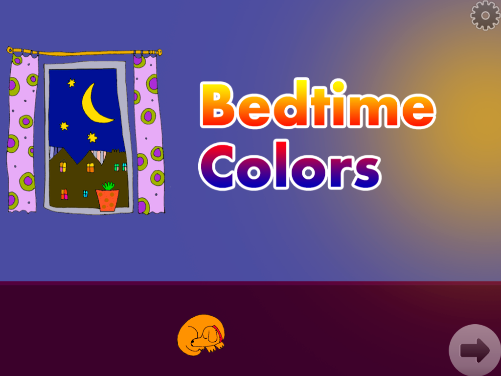 Bedtime Colors HD- screenshot