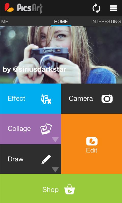 PicsArt - Photo Studio - screenshot