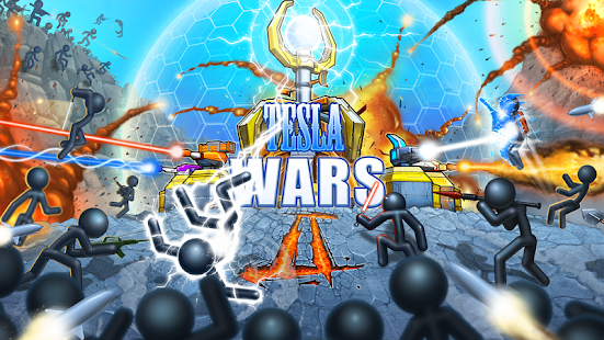 Tesla Wars - II- screenshot thumbnail