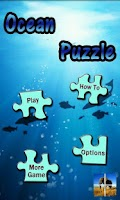 Screenshot of Ocean Puzzle