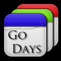 GoDays Calendar Widget logo