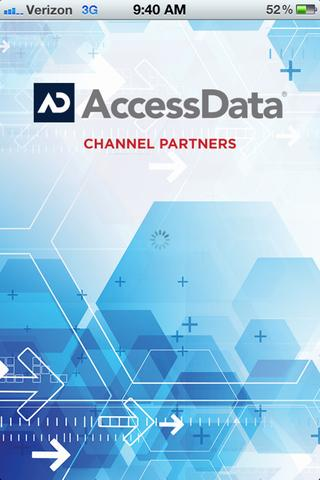 AccessData - screenshot