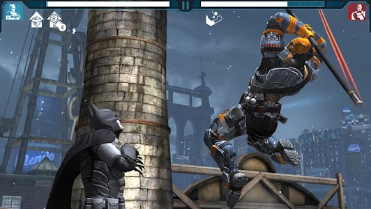 Batman Arkham Origins v1.3.0 (Mod Money/XP All GPU)