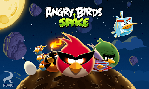 Angry Birds Space HD Screenshot 21