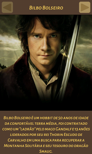 O Hobbit: Guia de Personagens