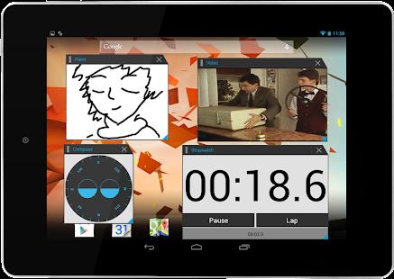 Multitasking - screenshot thumbnail