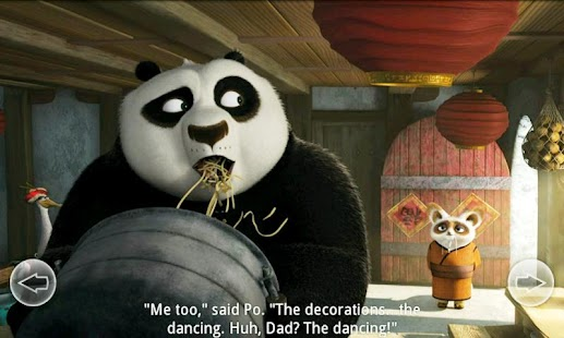 Kung Fu Panda Holiday - screenshot thumbnail