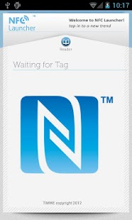 NFC Launcher - screenshot thumbnail