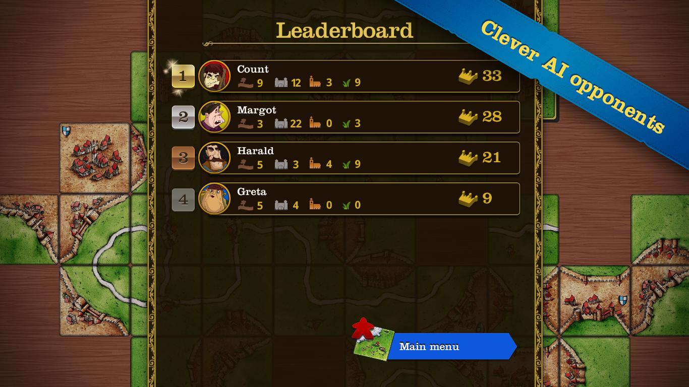 Carcassonne screenshot #22
