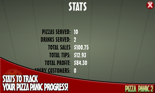 Pizza Panic 2- screenshot thumbnail