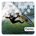 Surfing Jigsaw Puzzles Demo icon
