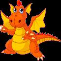 Puzzle Shapes – Dinosaurs logo