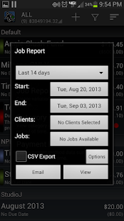 Expense Manager by BluJ IT- screenshot thumbnail