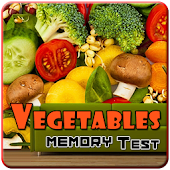 Vegetables Memory Test
