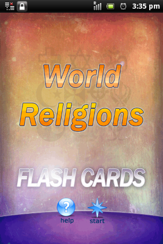 World Religions- An Intro