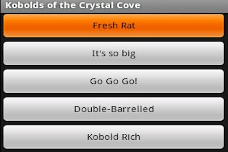 Kobolds of the Crystal Cove- screenshot thumbnail