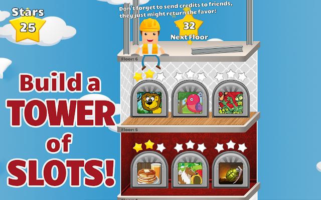 Slots Tower - screenshot