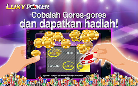 Poker: Luxy Poker Texas Holdem 1.2.2 screenshot 227160