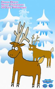 Funny Deers of Christmas- screenshot thumbnail