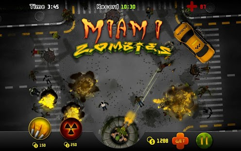 Miami Zombies- screenshot thumbnail