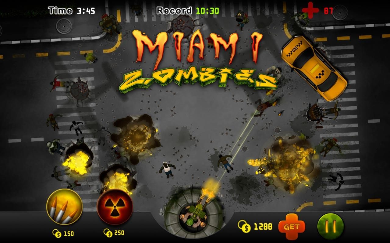 Miami Zombies- screenshot