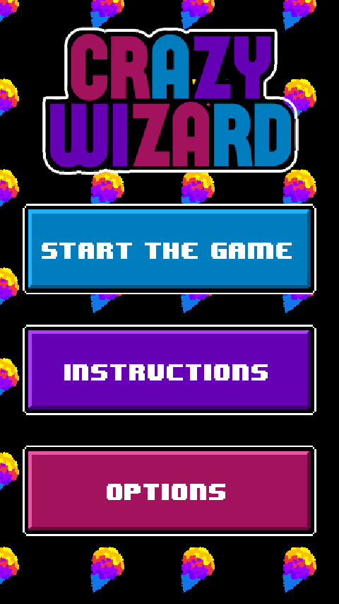 Crazy Wizard- screenshot